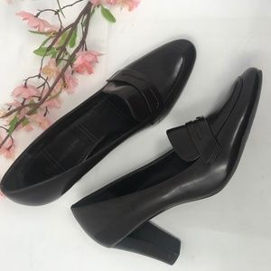 Etienne Aigner Penny Loafer Pumps Office Wear 9 M
